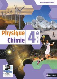 PHYSIQUE CHIMIE 4E MANUEL 2017