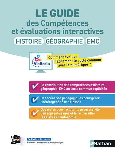 HGEMC - LE GUIDE DES COMPETENCES ET EVALUATIONS INTERACTIVES - VIASCOLA - 2018