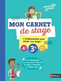 CARNET DE STAGE 4E-3E-2DE