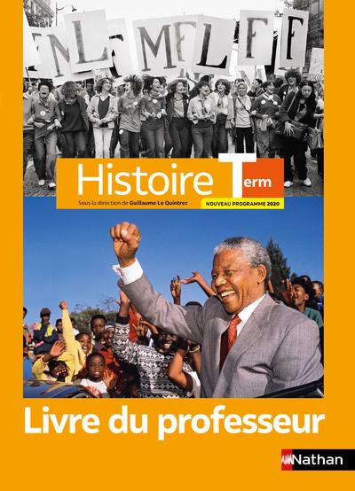HISTOIRE LE QUNITR TERM  LIVRE PROFESSEUR 2020
