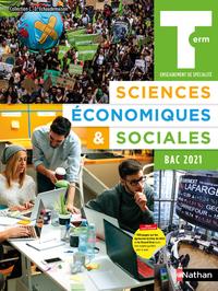 SCIENCES ECONOMQUES & SOCIALES TERMINALE - MANUEL DE L'ELEVE 2020