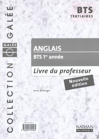 ANGLAIS BTS 1 TERTIAIRE GALEE LIVRE DU PROFESSEUR 2002