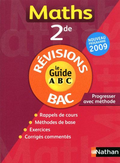 GUIDE ABC MATHS 2E REVISIONS