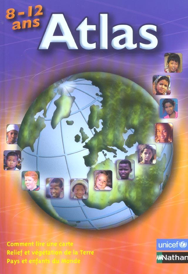ATLAS DES 8 12 ANS
