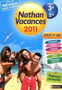 CDV 2011 TOUT EN UN 3E/2DE
