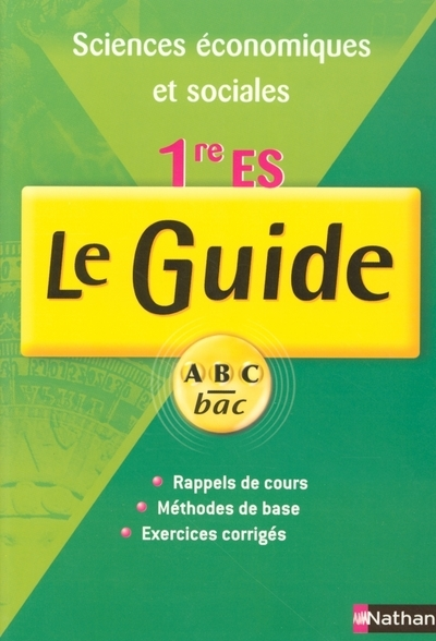 GUIDE ABC SC ECO & SOC COURS
