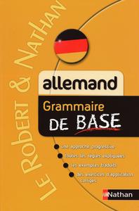ROB & NATH ALLEMAND GRAMMAIRE