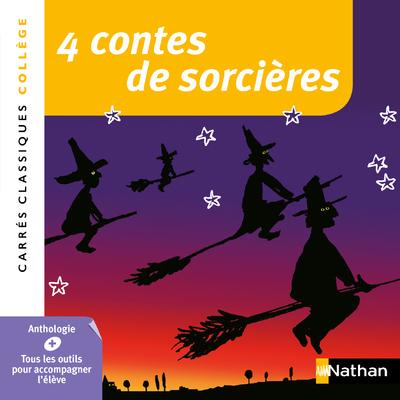4 CONTES DE SORCIERES - 44