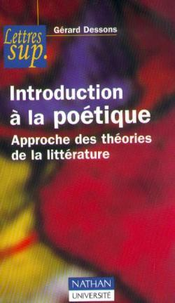 INTRODUCTION A LA POETIQUE