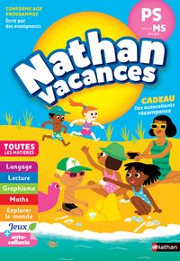 NATHAN VACANCES 2018 MATERNELLE PS VERS LA MS 3/4 ANS