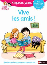 VIVE LES AMIS !