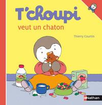 T'CHOUPI VEUT UN CHATON - VOL01