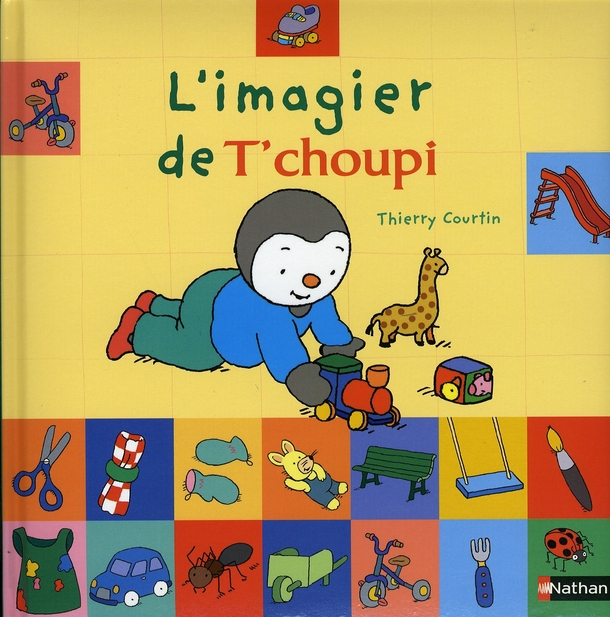 IMAGIER DE T CHOUPI