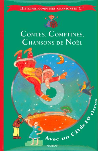 CONTES COMPTS CHANSONS NOEL+CD