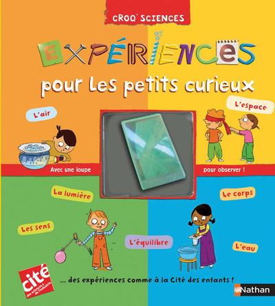 EXPERIENCES PR PETITS CURIEUX