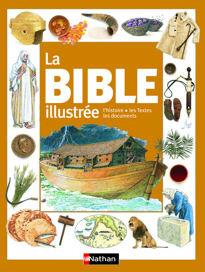 BIBLE ILLUSTREE NC