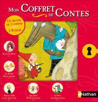 COFFRET DE CONTES + PUZZLES
