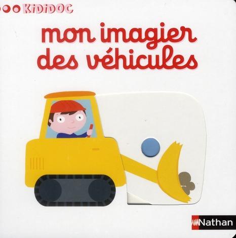 Numero 1 mon imagier des vehicules - imagiers kididoc - vol01