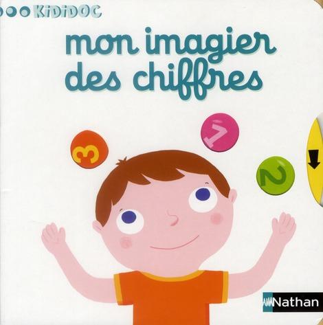 Numero 12 mon imagier des chiffres imagiers kididoc - vol12