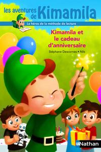 KIMAMILA ET LE CADEAU D'ANNIVERSAIRE - VOL04