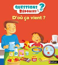 D'OU CA VIENT ? NUMERO 8 - VOL08