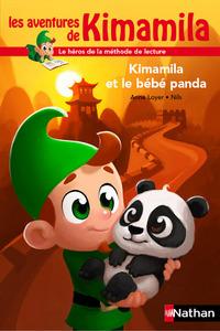 KIMAMILA ET LE BEBE PANDA