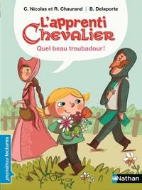 L'APPRENTI CHEVALIER - QUEL BEAU TROUBADOUR !
