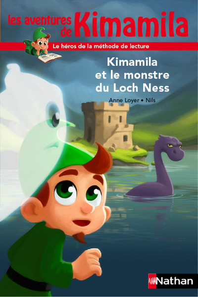 KIMAMILA ET LE MONSTRE DU LOCH NESS - VOL10