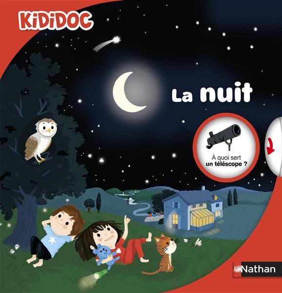 KIDIDOC: LA NUIT - VOL01