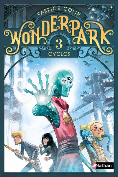 Wonderpark - tome 3 cyclos - vol03