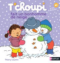 T'CHOUPI FAIT UN BONHOMME DE NEIGE - VOLUME 12