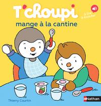 T'CHOUPI MANGE A LA CANTINE - VOLUME 52