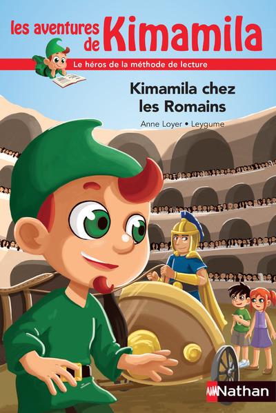 KIMAMILA CHEZ LES ROMAINS - VOL20