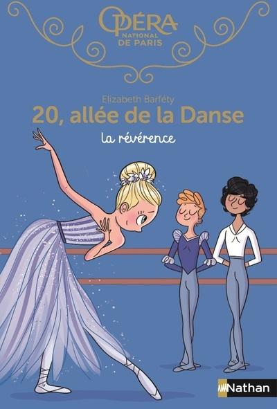 20 ALLEE DE LA DANSE - TOME 11 LA REVERENCE - VOL11