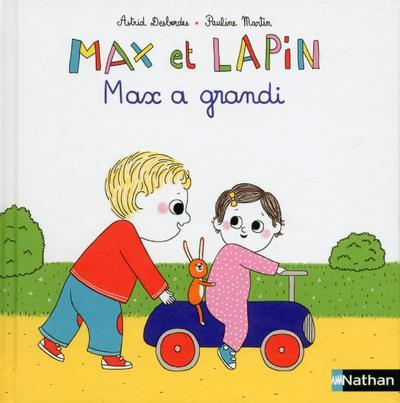 Max et lapin - max a grandi