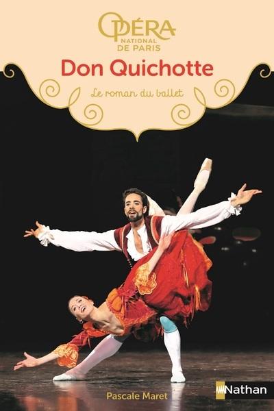 LE ROMAN DU BALLET  DON QUICHOTTE