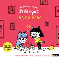 LES PETITES HISTOIRES FILLIOZAT - LES COLERES - VOL03