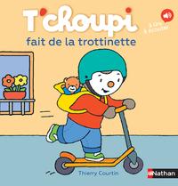 T'CHOUPI FAIT DE LA TROTTINETTE - VOL67
