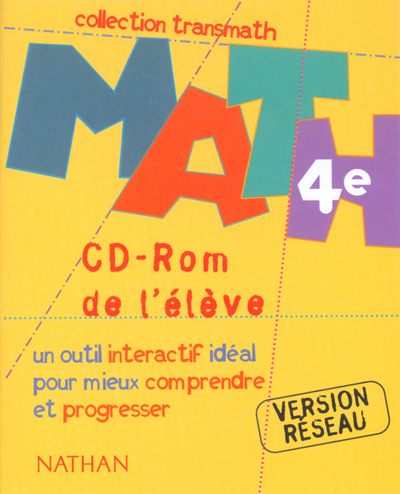 TRANSMATH 4E CD-ROM VERSION RE