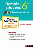 DVD-ROM EDUCATION CIVIQUE 6E M