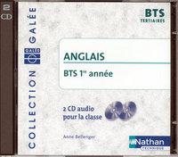 ANGLAIS - BTS TERTIAIRES 1 GALEE AUDIO