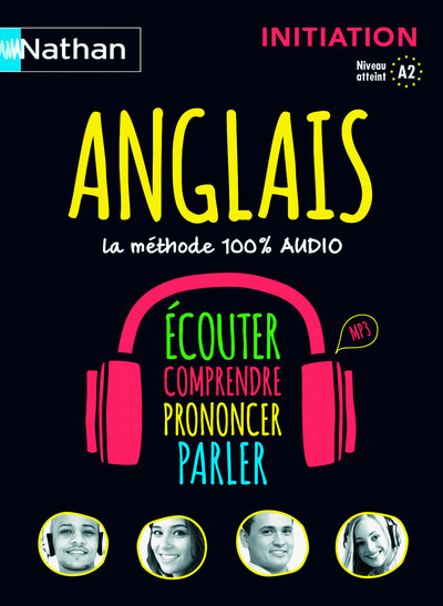 ANGLAIS - COFFRET INITIATION 100% AUDIO VOIE EXPRESS INITIATION LIVRE + CD AUDIO