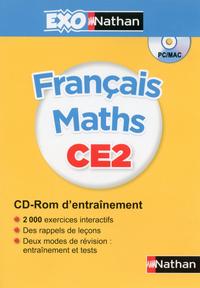EXONATHAN FRANCAIS MATHS CE2 CDROM