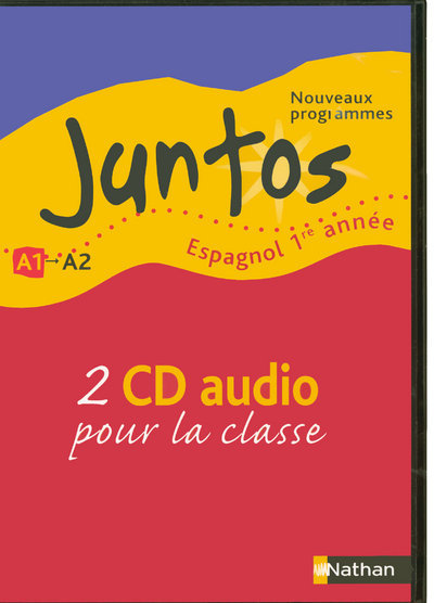 JUNTOS 1E ANNEE/4E 2CD CLASSE