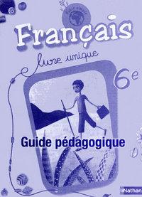 FUTUR SIMPLE FRANCAIS 6E GUIDE PEDAGOGIQUE