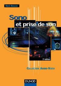 SONO ET PRISE DE SON - 3EME EDITION