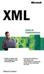 GUIDE DE L'ADMINISTRATEUR XML
