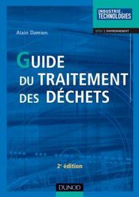 GUIDE DU TRAITEMENT DES DECHETS - 2EME EDITION