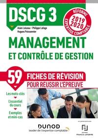 DSCG 3 MANAGEMENT ET  CONTROLE DE GESTION - DSCG 3 - MANAGEMENT ET CONTROLE DE GESTION - FICHES DE R
