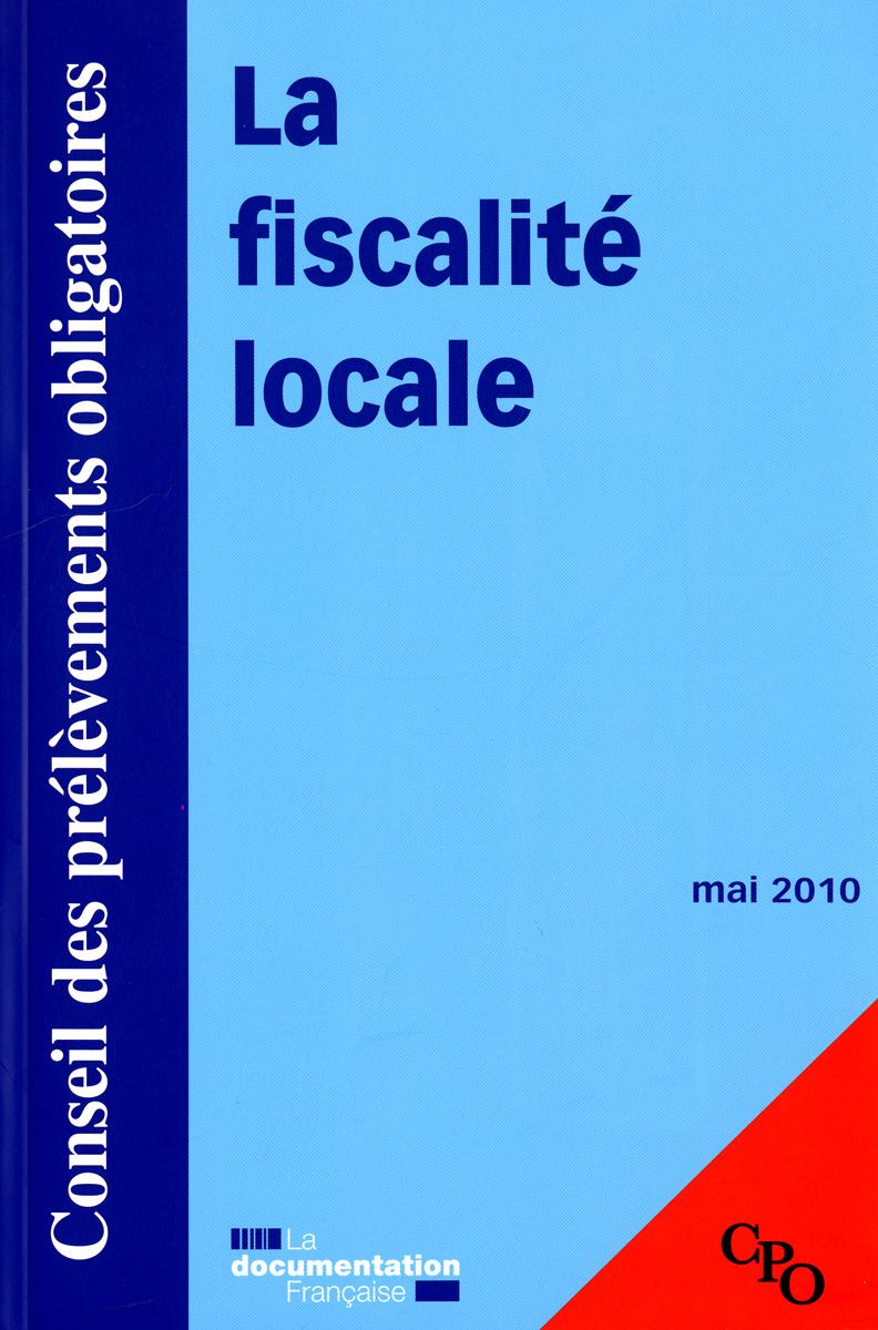 LA FISCALITE LOCALE